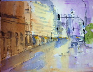 watercolor oviedo art artist