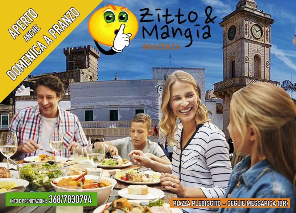 ZITTO E MANGIA 368 7830794