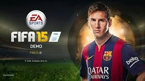 FIFA 15 Ultimate Team, FIFA 15 Demo FIFA, soccer