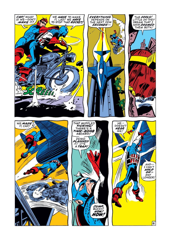 Captain America (1968) Issue #128 #42 - English 7