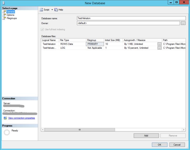 Bi future blog creating my first hekaton table with sql for Table design sql server