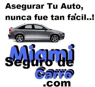 seguros baratos autos miami