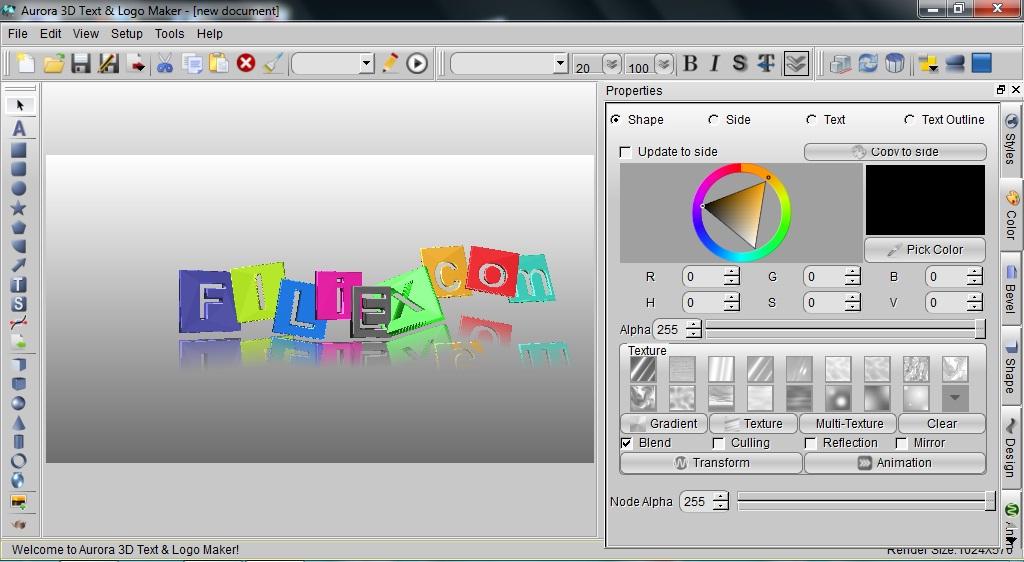 Aurora 3d Text Logo Maker Full Keygen Filiex