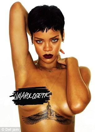 Rihanna naked image haven #4