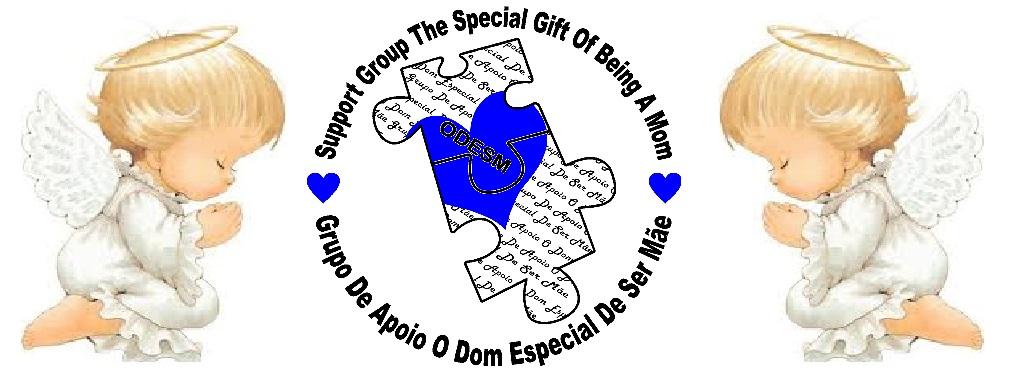 O Dom Especial de ser Mãe The Special Gift of Being a Mom INC.