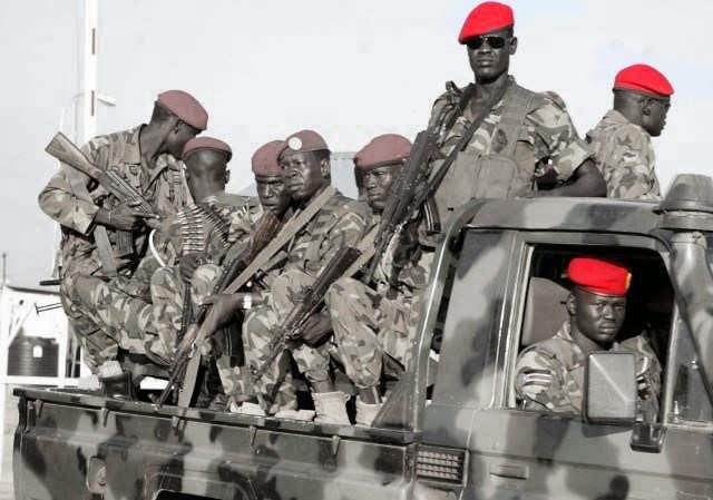 Sudán Alto al fuego
