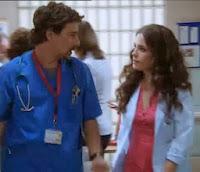 Roberto Drago y Nuria Gago como Héctor y Gloria, de 'MIR', en 'HC'