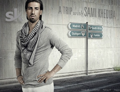 Khedira official website cover