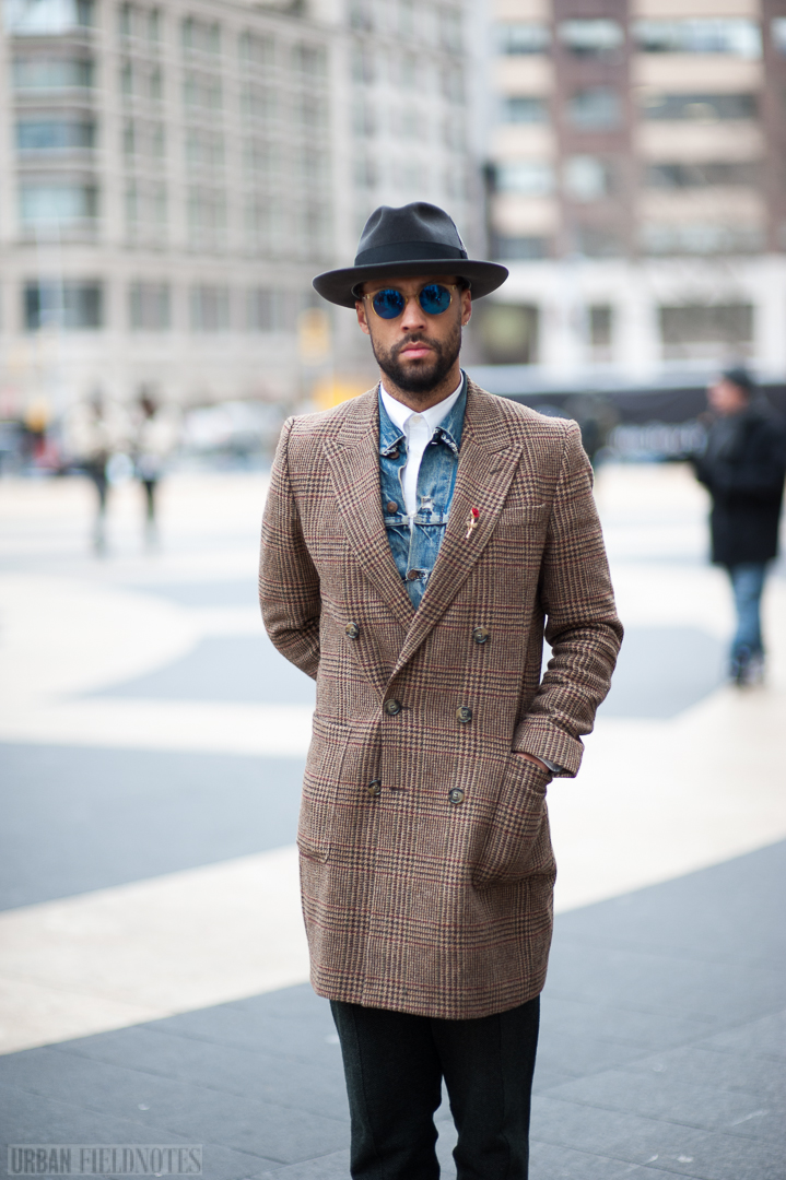 Urban Fieldnotes Nyfw Revelation 3 Shooting Street Style At Fashion Week Is Like Fishing With