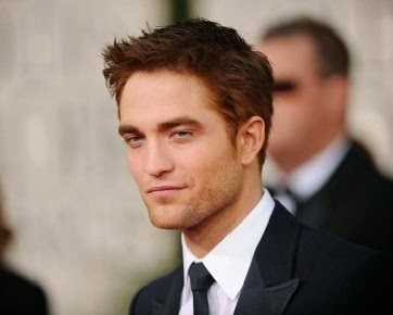 Gaya Rambut Robert Pattinson