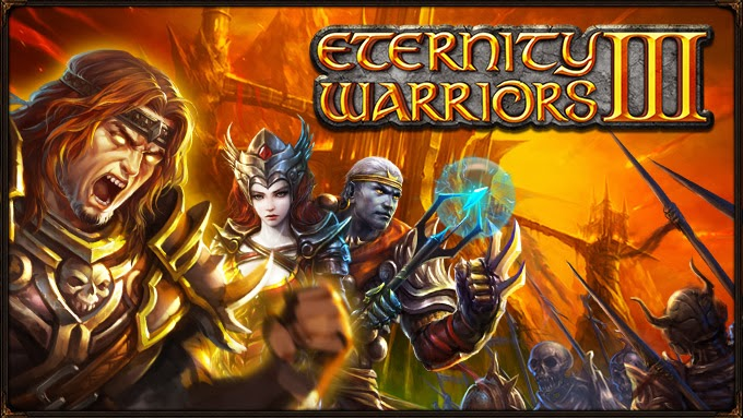 ETERNITY WARRIORS 3 MOD APK+DATA v1.1.0 (1.1.0) (Mod Unlimited Health