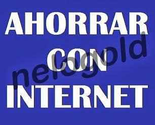 AHORRAR CON INTERNET