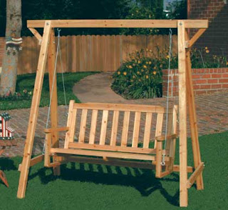 Pine Wood Outdoor Furniture , Decoration and Design