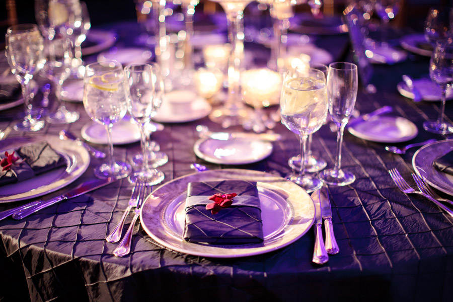 WEDology By Dejanae Events Table Setting Ideas For Weddng Day