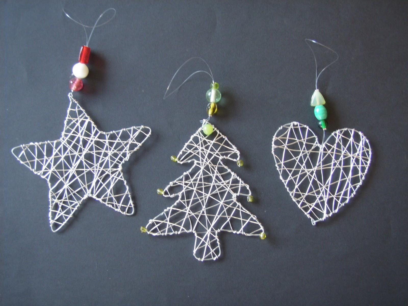 Wendys koru craft gallery wire and bead work