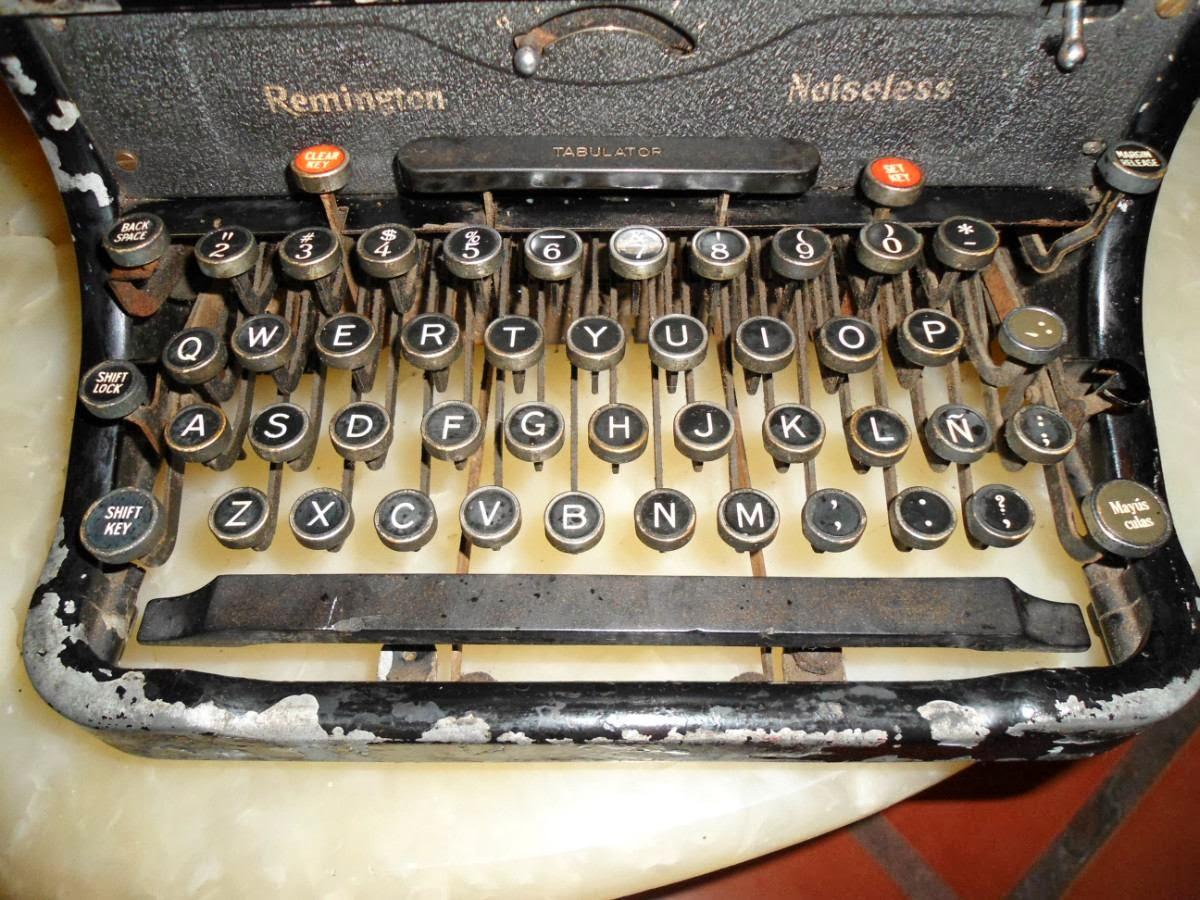 Porque el teclado tiene ese orden de letras? | .