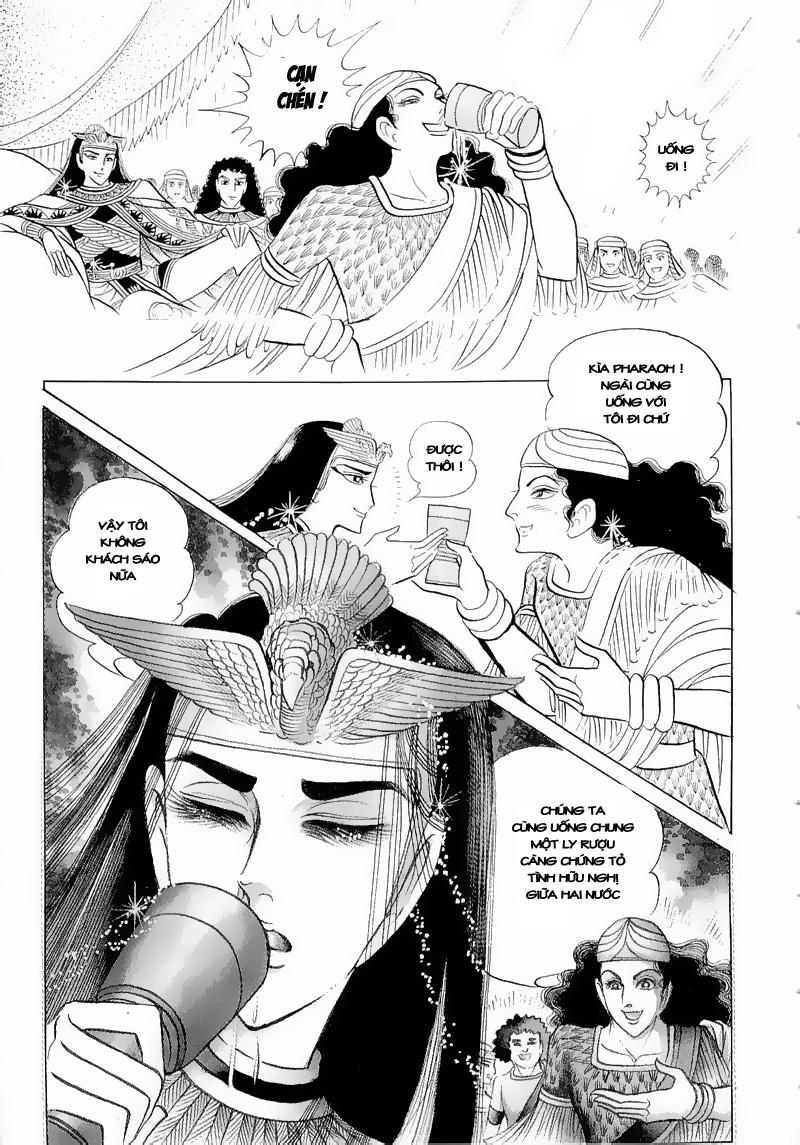 Nữ Hoàng Ai Cập-Ouke no Monshou chap 52 Trang 29 - Mangak.info