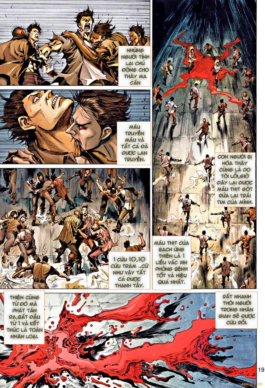 Thần Binh 4 chap 70 - Trang 18