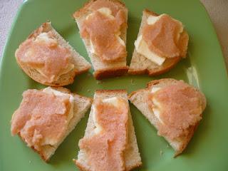 икра на бутербродах