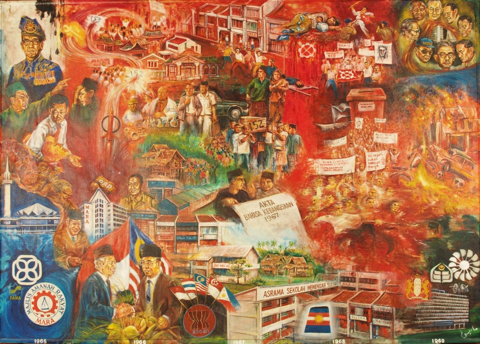 Maembong's Art Gallery : Truly Malaysian Art