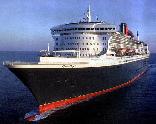 Hospitality And Travel News Queen Mary 2 Flunks Cdc