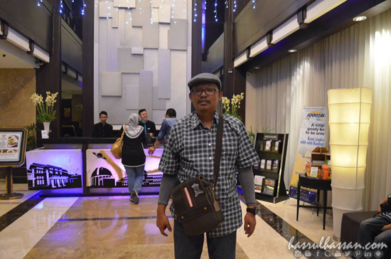Blogger Malaysia di Hotel Aston Braga