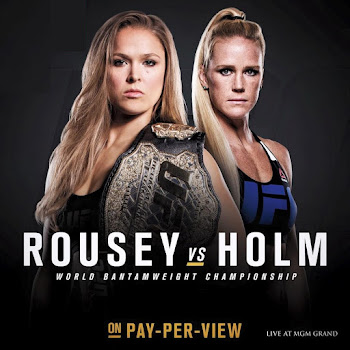 Ver Película UFC 193: Rousey vs. Holm Online Gratis (2015)