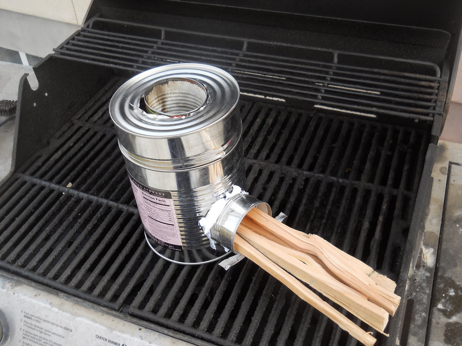 Bring back the farm how to build a rocket stove for How to make a rocket stove