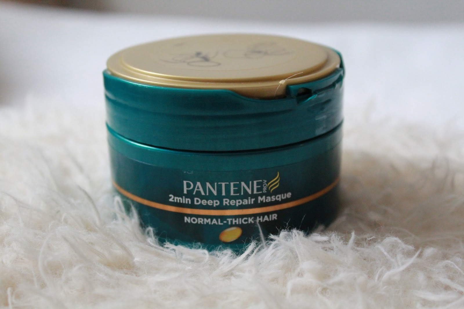 Pantene 2min Deep Repair Masque