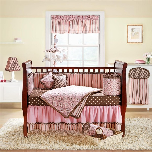 Cute and stylish baby girl bedroom designs decorate for Cute baby girl bedroom ideas