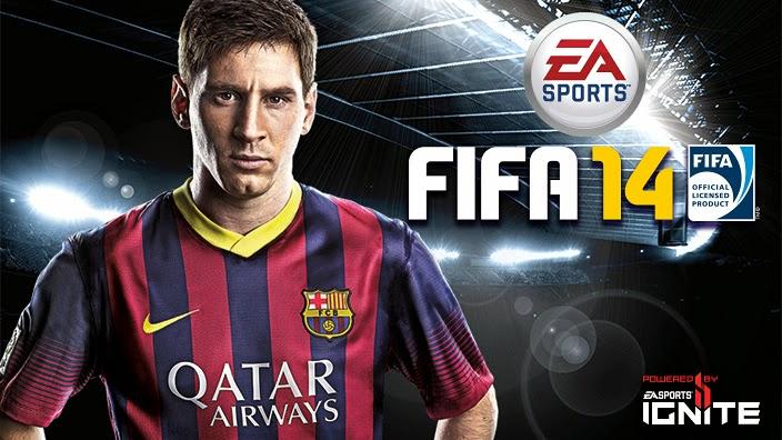 PS4 EDITION FIFA 14