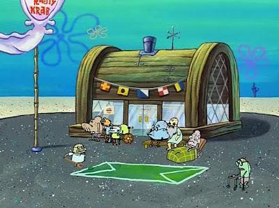 6 Fakta Menarik Tentang Spongebob, fakta tentang spongebob, rusty krab, krusty krab, stephen Hillenberg, nickelodeon, viacom, dammar-asihan.blogspot.com.