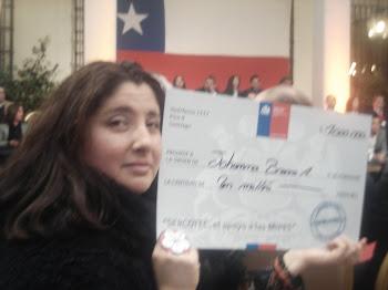 Premio Capital semilla Sercotec