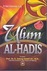 toko buku rahma: buku ULUM AL-HADIS, pengarang badri khaeruman, penerbit pustaka setia