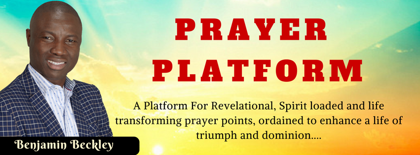 PRAYER PLATFORM