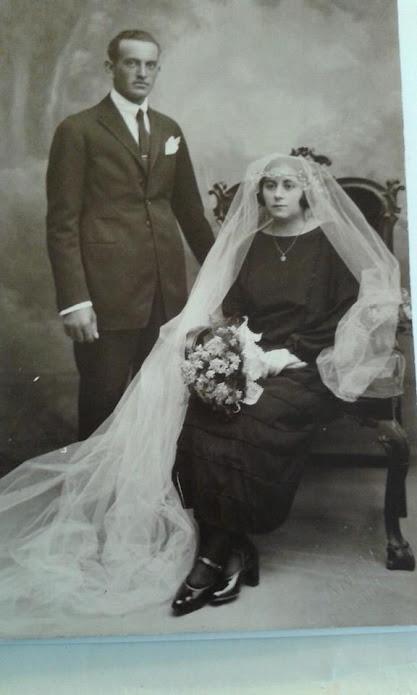 Una boda con más de 100 años