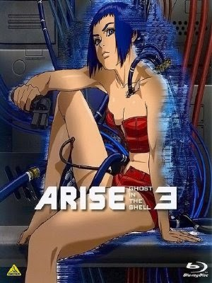 Ghost in the Shell Arise 3 (2014) Vietsub