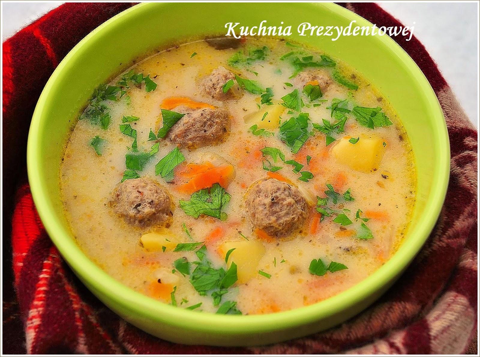 Warto jeść zupy