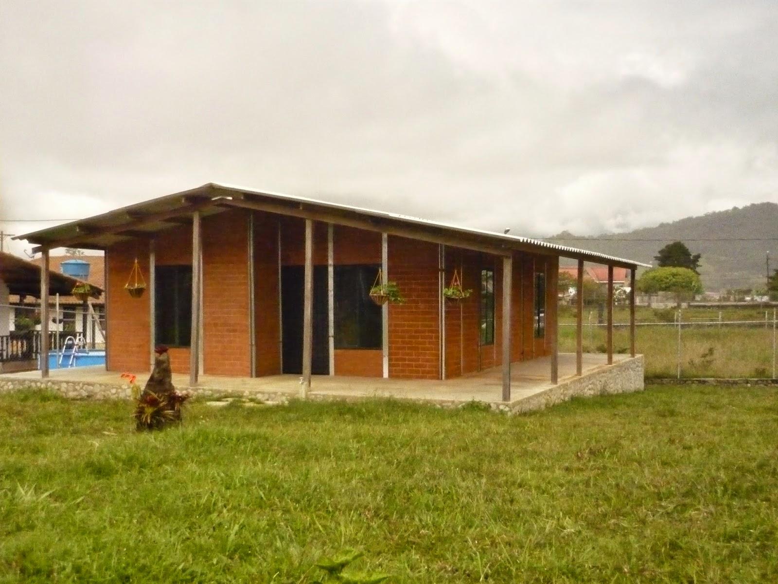 Casa 54 m2 casas prefabricadas cali colombia for Planos de cocinas de 3x3