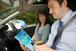 Driving Test Rugby