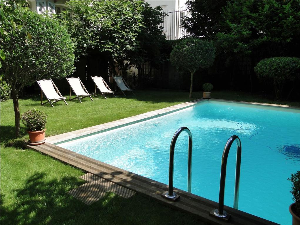 Jardin Privé Paris 7e