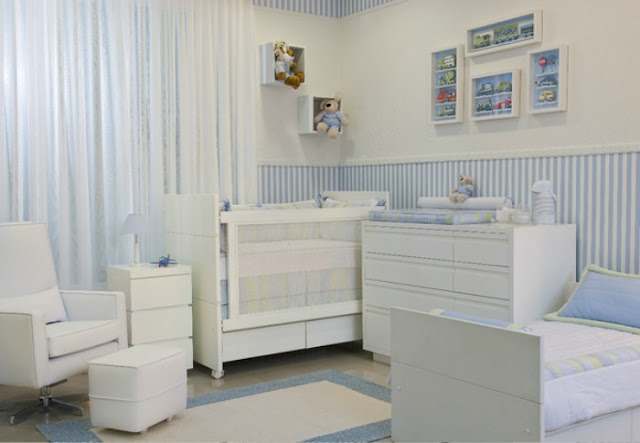 Decoração: Quarto de Bebê