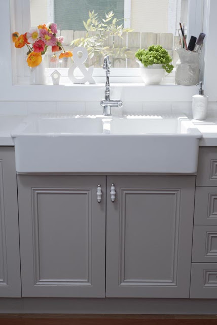 Ikea Godmorgon High Gloss Grey ~ ikea domsjo sink ceramic fireclay butler farmhouse review
