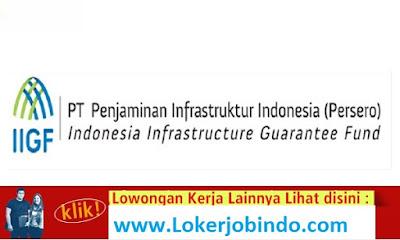 Lowongan Kerja PT Penjaminan Infrastruktur Indonesia (Persero) D3 S1