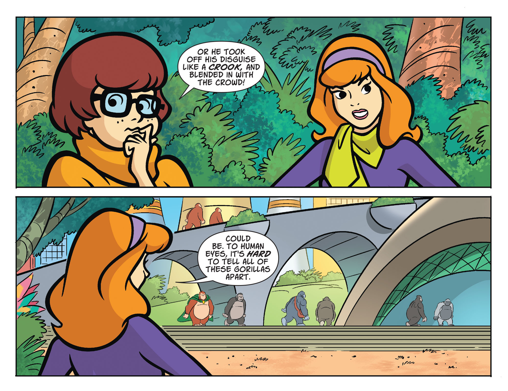 Read online Scooby-Doo! Team-Up comic -  Issue #29 - 18