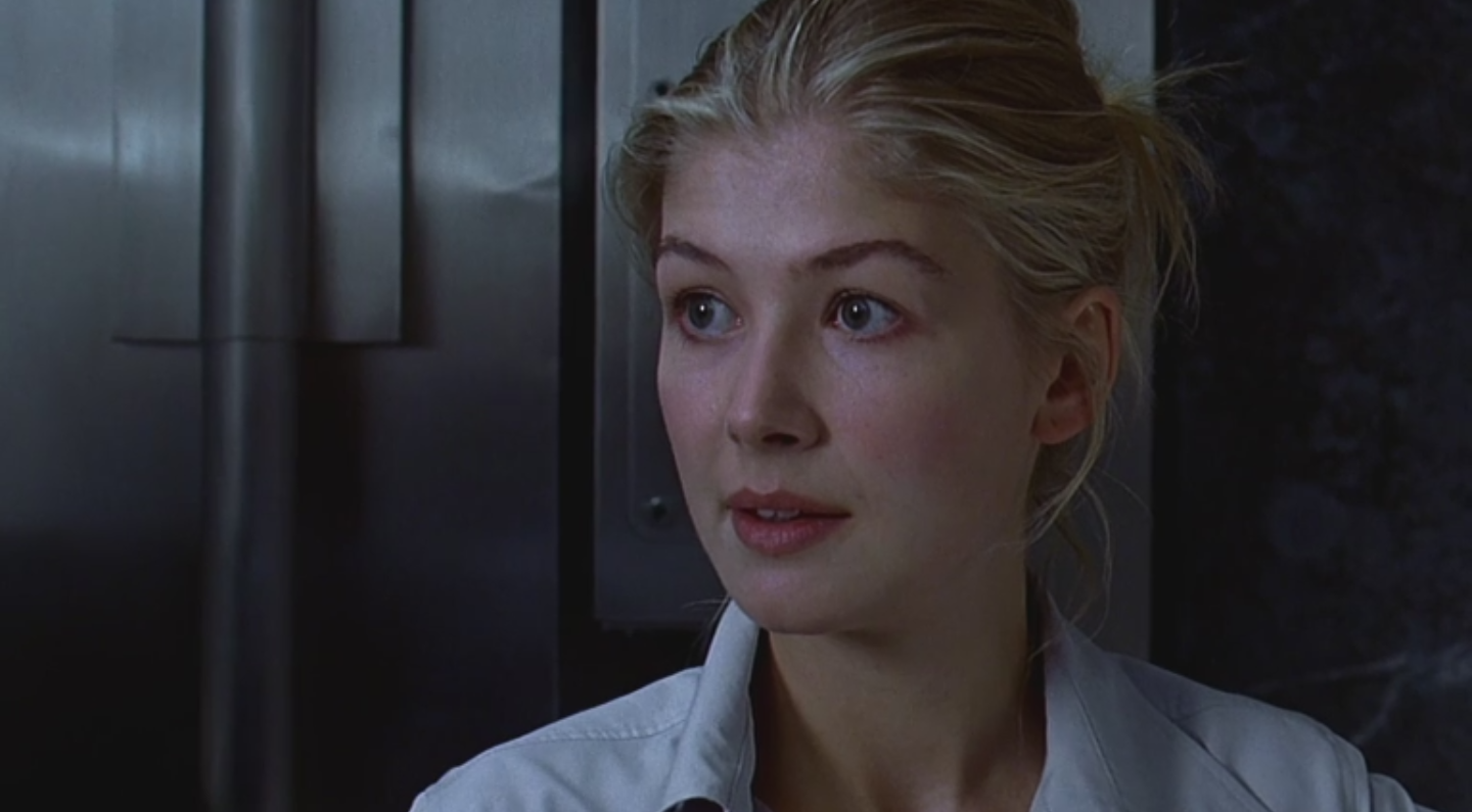 Rosamund Pike - Doom -...