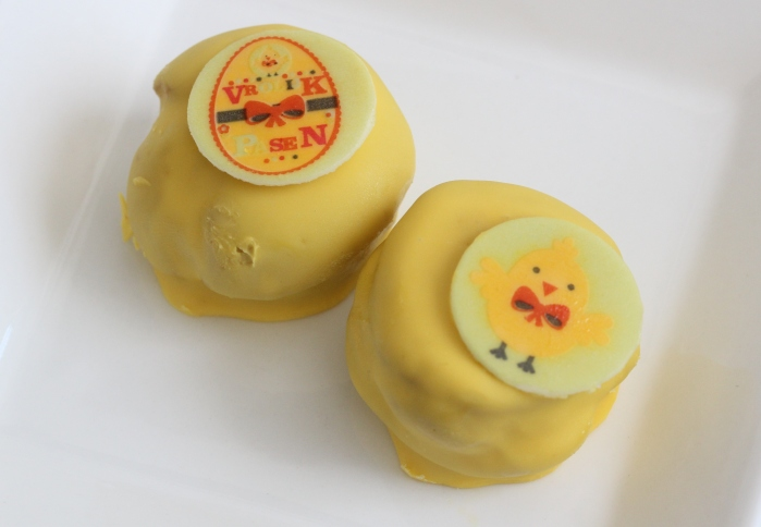 Paassoesjes | Easter cream puffs