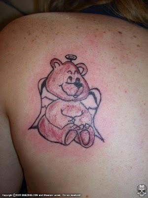Teddy Bear Tattoos Tattoo Trend