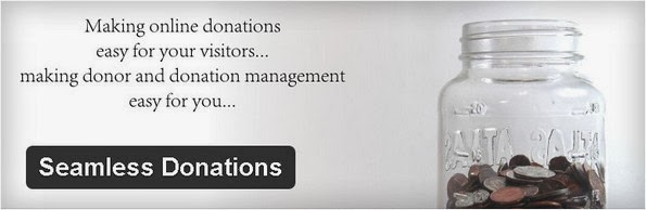 Seamless Donations WordPress plugin