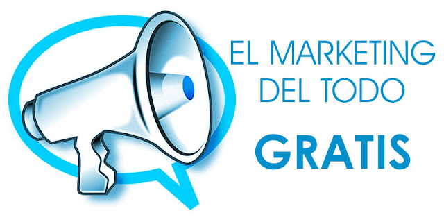 El marketing del todo gratis